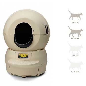 Litter Robot Automatic Self Cleaning Litter Box For Cats