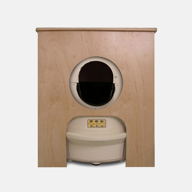 Cat Litter Box Furniture Litter Robot 2 Wood Cabinet