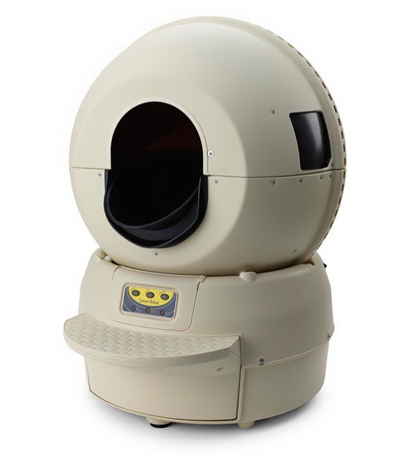 litter robot 2 classic the original self cleaning automatic cat