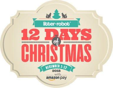 Litter-Robot 12 Days of Christmas