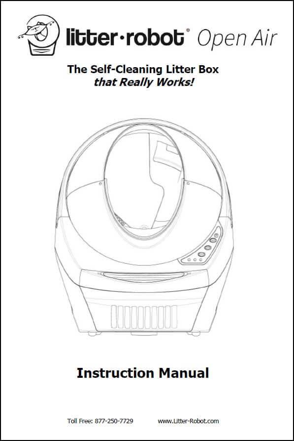Litter-Robot III Manual